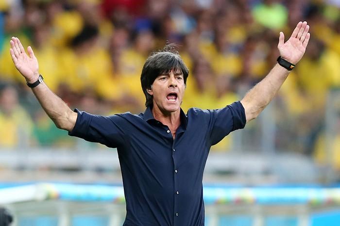 Немецкий футбольный союз не уволит Лева после разгрома сборной от Испании