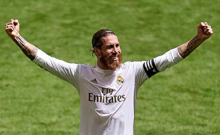 Рамос не согласился на условия «Реала»