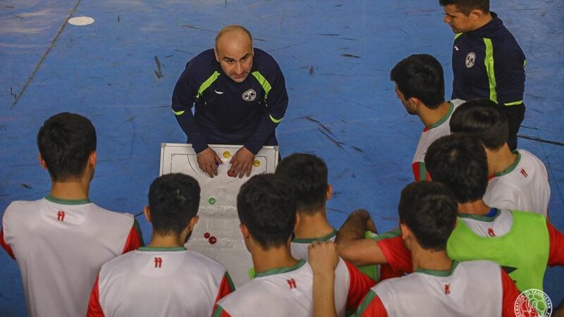 Александр Дзабирадзе назвал состав сборной Таджикистана