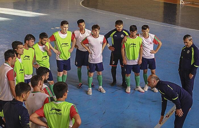 Таджикские футзалисты точно не поедут на чемпионат мира