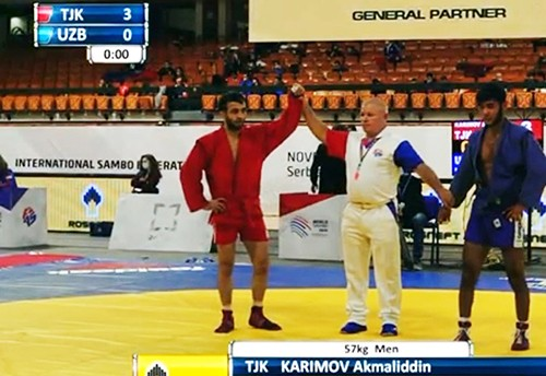 Судьи не дали Каримову золото: Акмалиддин взял серебро ЧМ