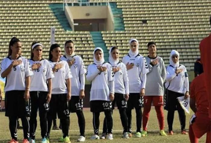 Афганские футболистки спасены! Австралия эвакуировала спортсменок