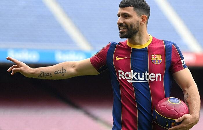 Агуэро не думал о деньгах при переходе в «Барселону»