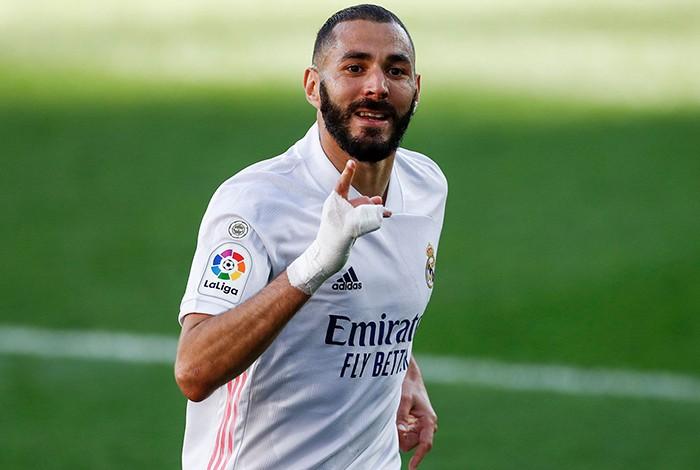 Бензема опередил всех в опросе испанцев за «Золотой мяч»