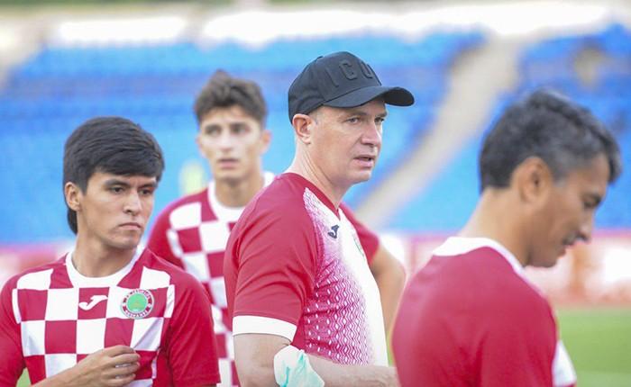 Виталий Левченко: «Задача-максимум в Лиге чемпионов – трофей»