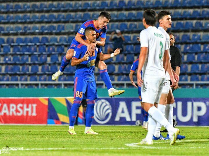 «Насаф» вышел в финал Кубка АФК-2021