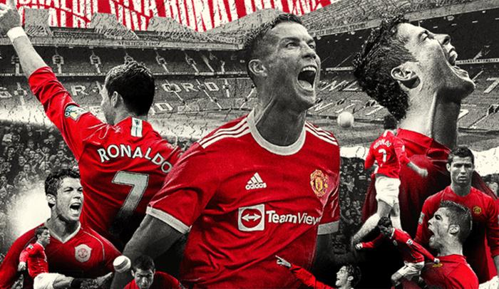 «МЮ» объявил о подписании Роналду