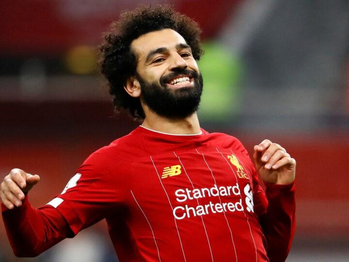 Салах повторил рекорд Джеррарда по голам в еврокубках на «Энфилде»