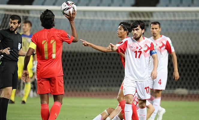 Кто нужен сборной Таджикистана?
