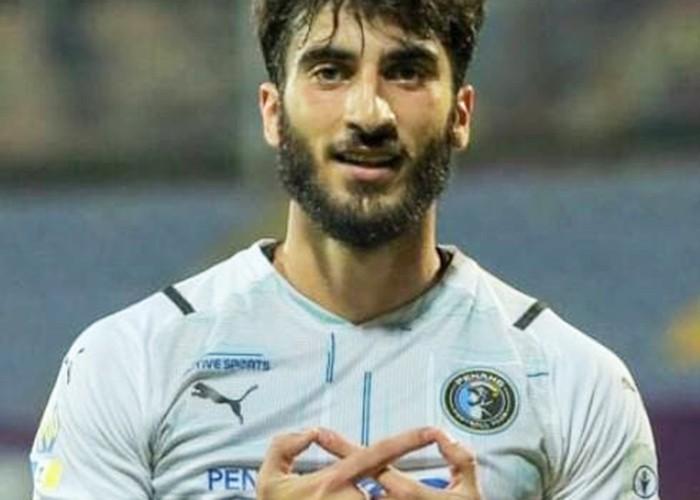 Шериддин Бобоев забил свой третий гол в Малайзии