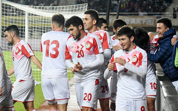 В Душанбе пройдет отбор КА-2022 среди молодежных сборных