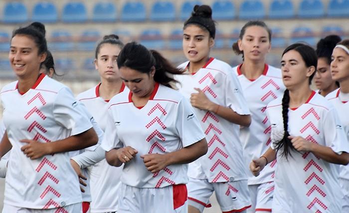 Стартовал отбор КА-2022 среди женских сборных