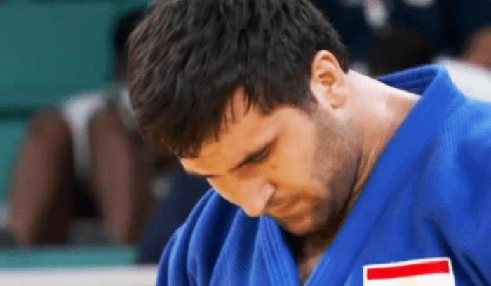 Темур Рахимов покидает Олимпиаду