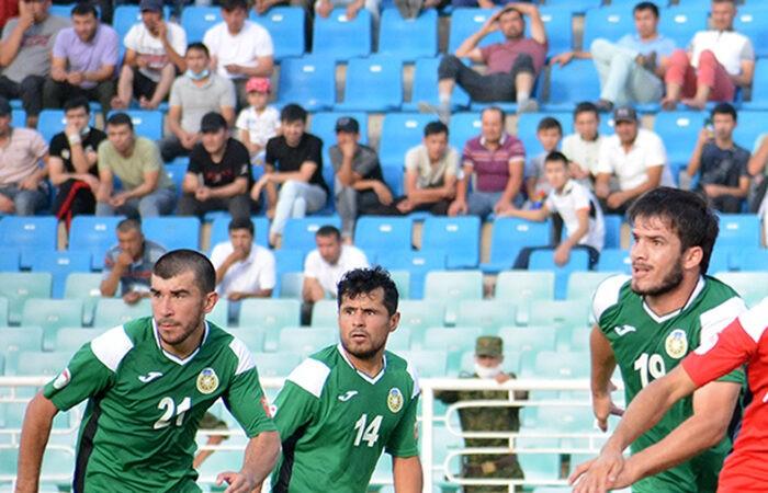 Чемпионат Таджикистана-2021 возобновится 3 ноября