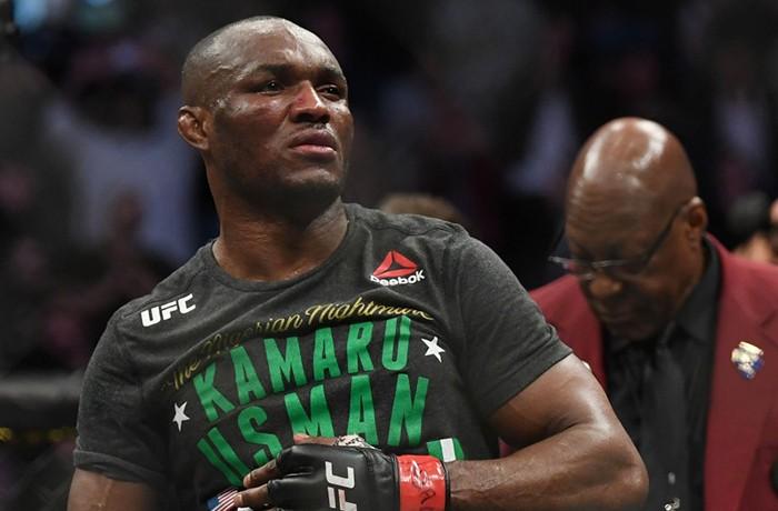 Усман назван лучшим бойцом UFC вне зависимости от весовых категорий