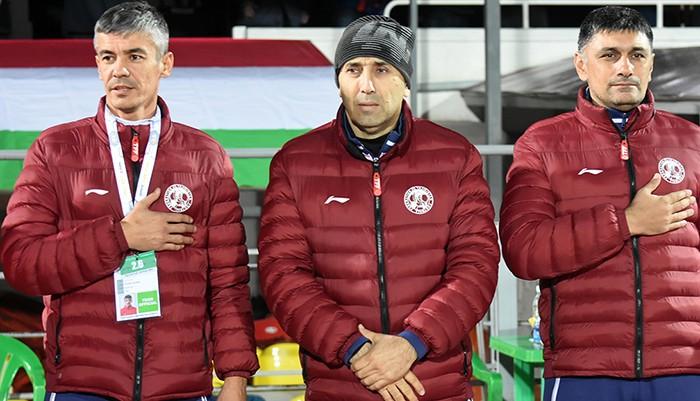 Экс-тренер сборной Таджикистана Усмон Тошев: «Я принял команду, а оставляю семью!»