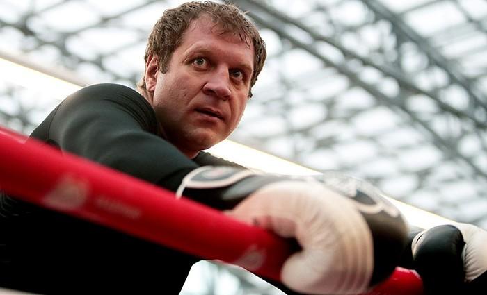 Александр Емельяненко готов проводить бои каждый месяц