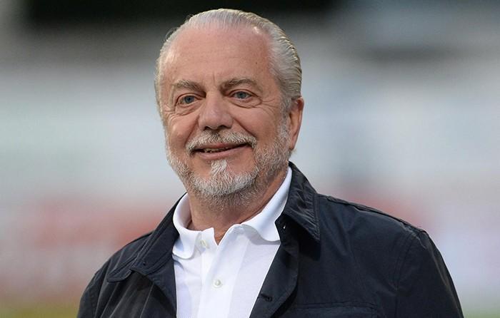 Президент «Наполи» готов внести 10 млрд евро для создания нового турнира вместо ЛЧ и ЛЕ