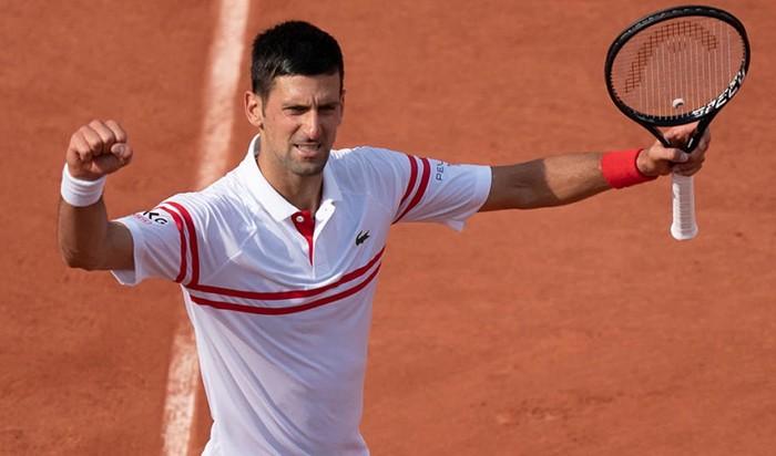 Джокович установил рекорд в мужском теннисе