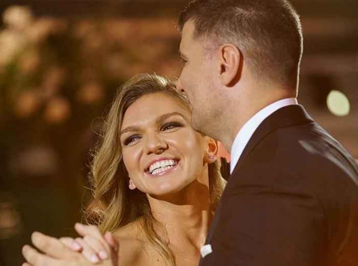 Симона Халеп вышла замуж за румынского миллионера
