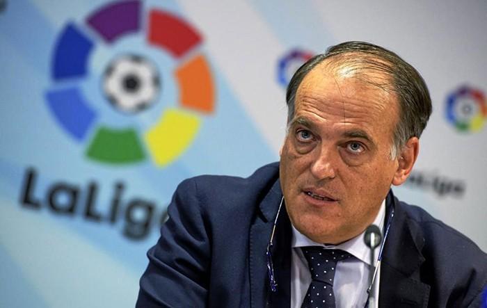 Глава Ла Лиги заявил, что «Реал» и «Барселона» обречены страдать в еврокубках