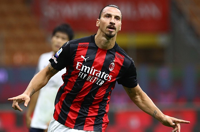 Агент Ибрагимовича высказался о будущем футболиста в «Милане»