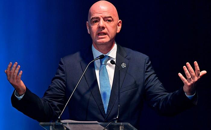 Президент ФИФА назвал безумием отмену матча Бразилия – Аргентина