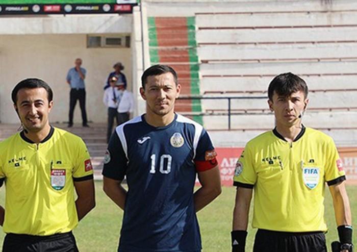 Из легкой атлетики – в футбольные судьи: Куралов едет в Южную Азию