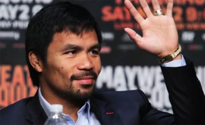 Легендарного боксера выдвинули в президенты