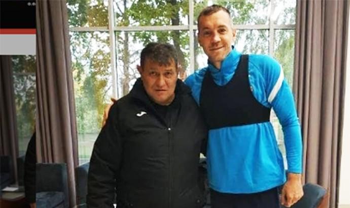 Таджикский тренер отправился в «Зенит»