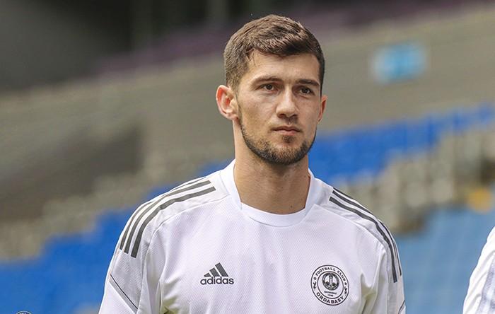 Мухаммаджон Рахимов провел очередной матч за «Ордабасы»