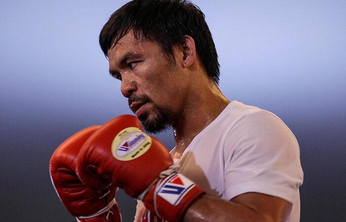 Пакьяо объявил об уходе из бокса