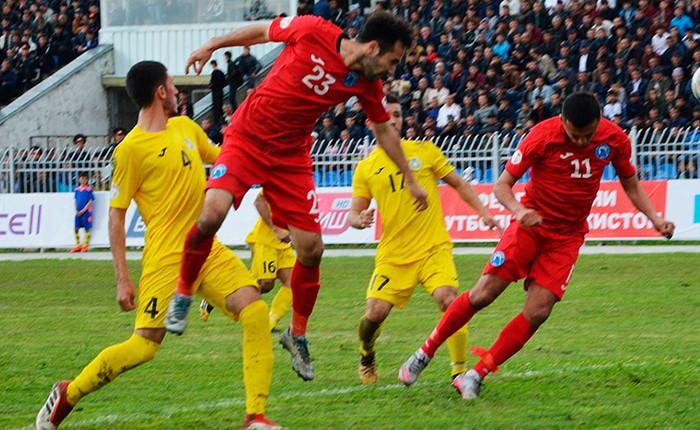 Подорожавшие и подешевевшие футболисты Таджикистана