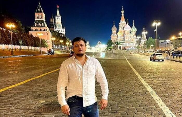 Расул Бокиев отмечает День рождения!