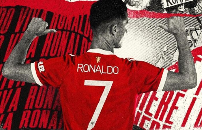 Роналду показал, кто в Манчестере хозяин! Забрал себе легендарный номер