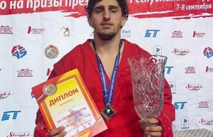 Садр Боев – победитель международного турнира в Минске