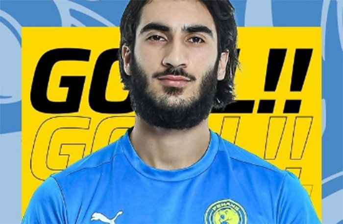Шериддин Бобоев забил очередной гол в Малайзии
