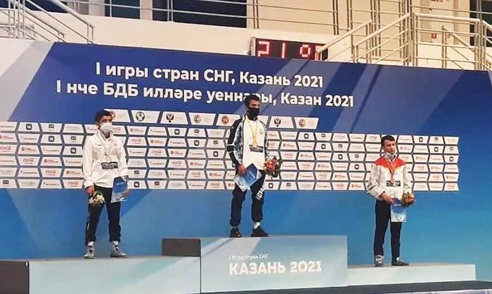 Лидер Игр стран СНГ – Россия, Таджикистан на 7-й строчке