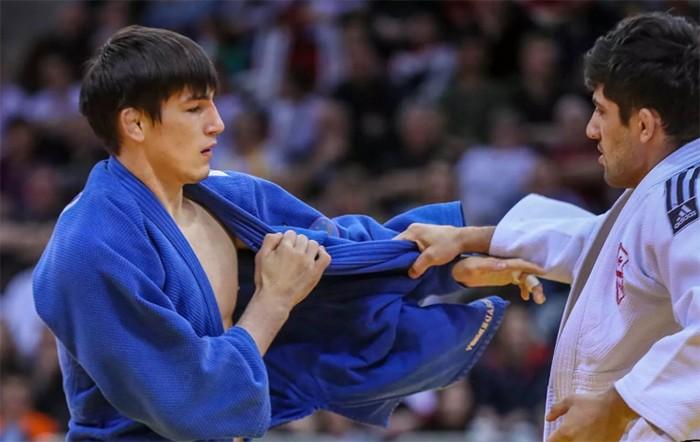 Сомон Махмадбеков примет участие в турнире «Джигоро Кано»