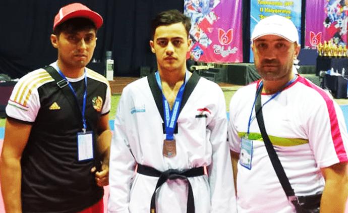 Таджикистанцы выиграли медали на «Shymkent Cup-2021»