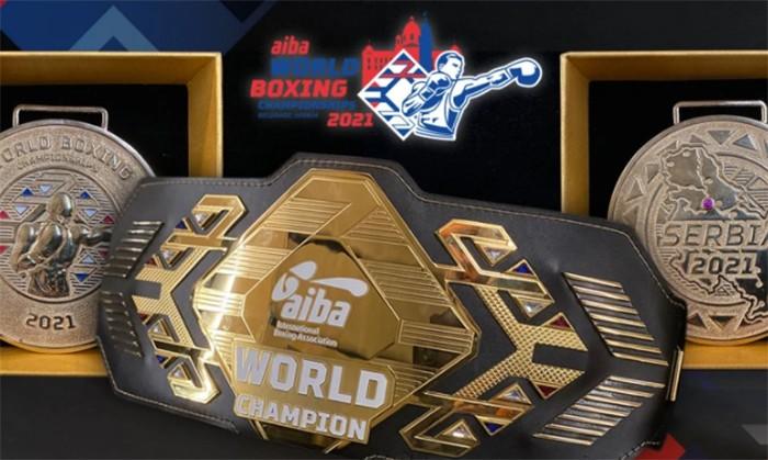 Победители ЧМ-2021 по боксу, помимо медалей, получат пояса