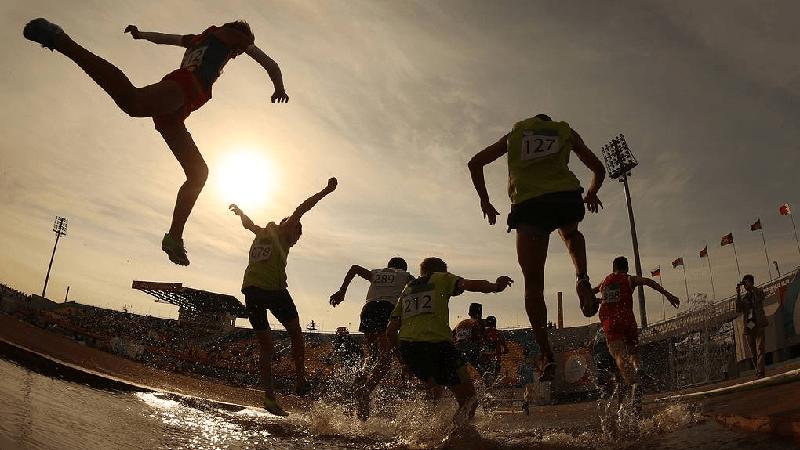 В играх «Дети Азии» примут участие до трёх тысяч человек