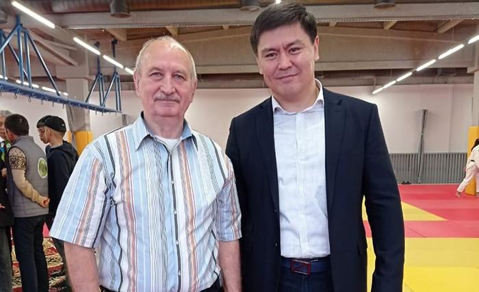 Бывший наставник Расула Бокиева стал тренером сборной Кыргызстана