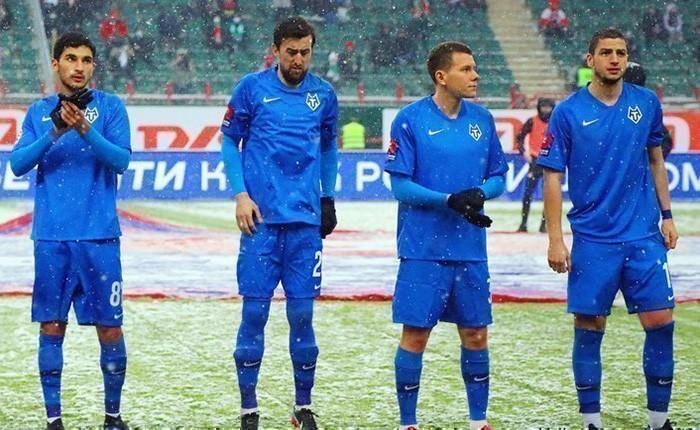 Бывший клуб Фархода Восиева признан банкротом