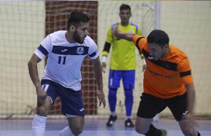 «Соро компания» – первый финалист футзальной лиги-2021