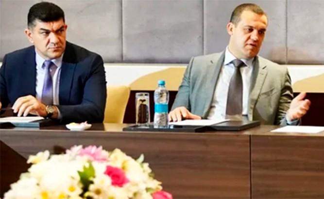 Умар Кремлёв в Душанбе: новые проекты по развитию бокса в Таджикистане
