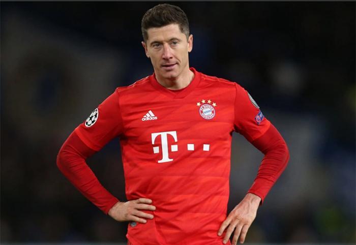 Левандовски может продолжить карьеру в «Реале»
