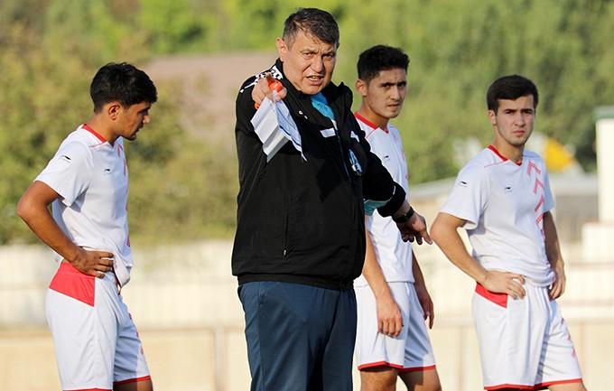 Мубин Эргашев назвал состав олимпийской сборной на сборы в ОАЭ