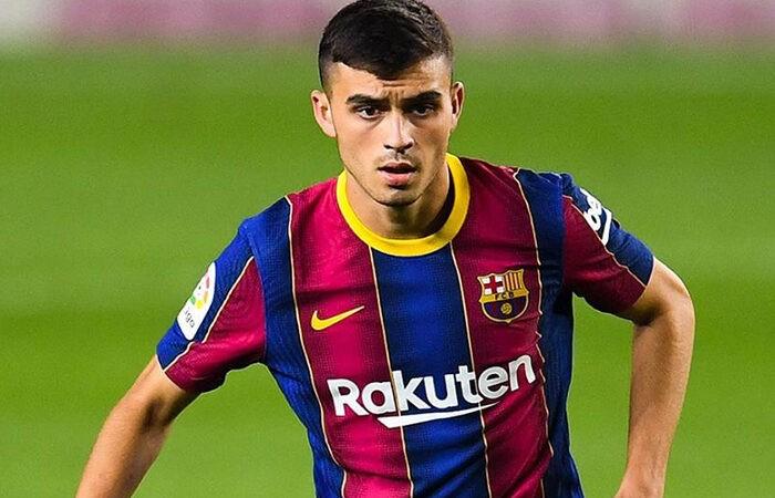 Педри продлил контракт с «Барселоной»