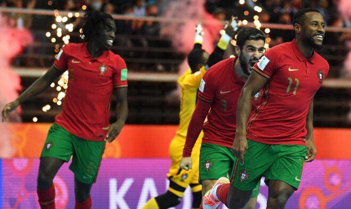 Португалия обыграла Аргентину и стала чемпионом мира